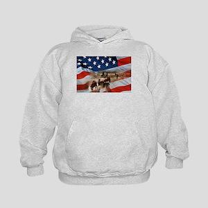 American Wild Kids Hoodie