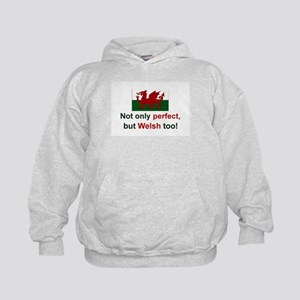 Perfect Welsh Kids Hoodie
