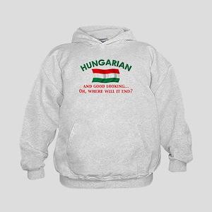 Good Lkg Hungarian 2 Kids Hoodie
