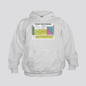 Periodic Table of Elements Kids Hoodie
