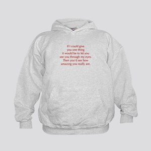 if-I-could-give-you-one-thing-opt-red Hoodie