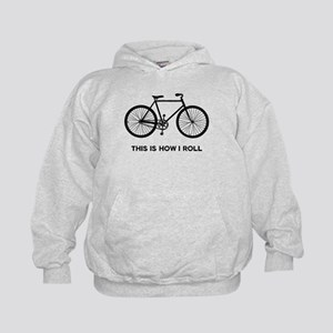 This Is How I Roll Bicycle Sweatshirt