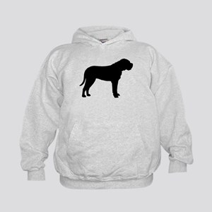 Bullmastiff Dog Breed Kids Hoodie