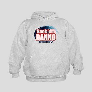 H5O Book Em Danno Hoodie Sweatshirt