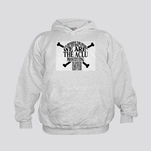 WE RESERVE THE RIGHT TO TELL  Kids Hoodie