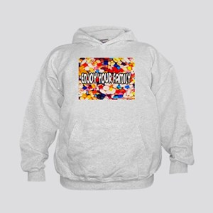 Enjoy Your Family Pills Kids Hoodie