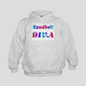 Handbell Diva Kids Hoodie
