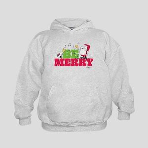 Snoopy: Be Merry Kids Hoodie