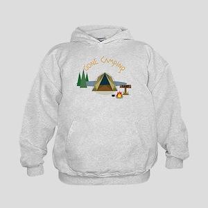 Gone Camping Kids Hoodie