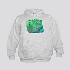 Thunder, feel the thunder Sweatshirt
