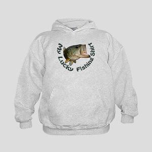 lucky bass shirt Hoodie