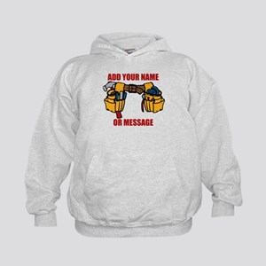 PERSONALIZED Tool Belt Graphic Hoodie