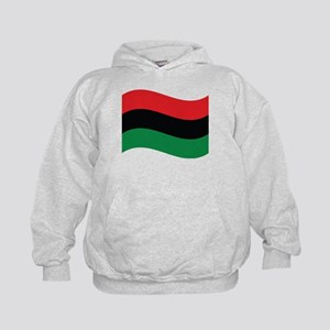 The Red, Black and Green Flag Hoody