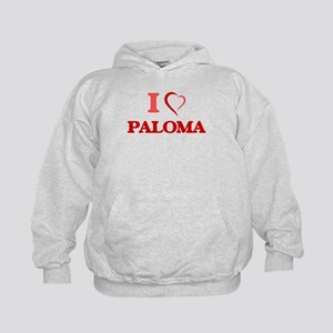 I Love Paloma Sweatshirt