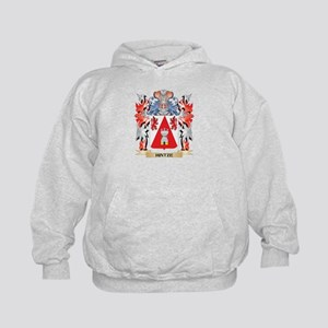 Hintze Coat of Arms - Family Crest Kids Hoodie