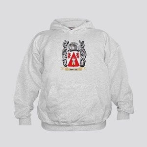 Hintze Coat of Arms - Family Crest Sweatshirt