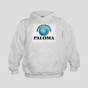 World's Hottest Paloma Kids Hoodie