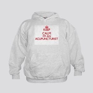 Keep calm I'm an Acupuncturist Kids Hoodie