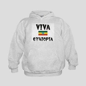 Viva Ethiopia Kids Hoodie