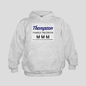 Thompson Family Reunion Kids Hoodie