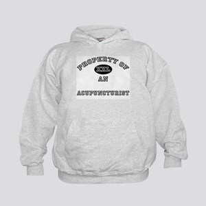 Property of an Acupuncturist Kids Hoodie