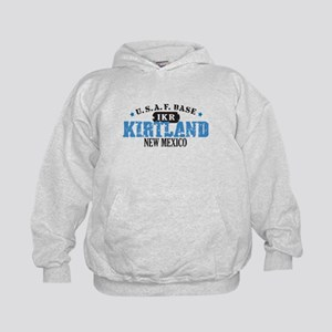 Kirtland Air Force Base Kids Hoodie