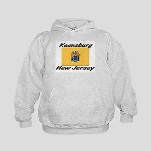 Keansburg New Jersey Kids Hoodie