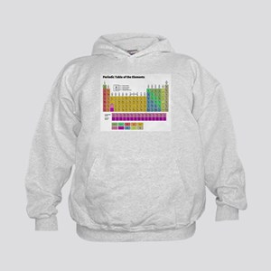 Periodic Table of the Elements Kids Hoodie
