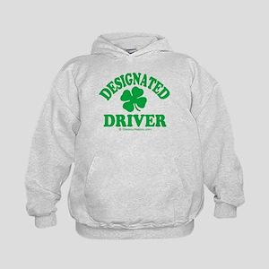 Designated Driver 1 Kids Hoodie