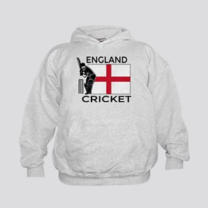 England Cricket Kids Hoodie