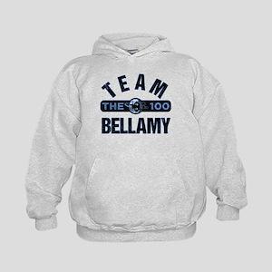 The 100 Team Bellamy Hoodie Sweatshirt