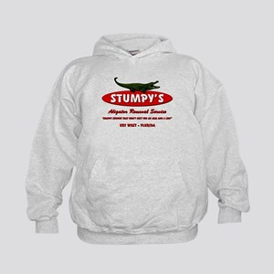 STUMPY'S GATOR REMOVAL SERVIC Kids Hoodie