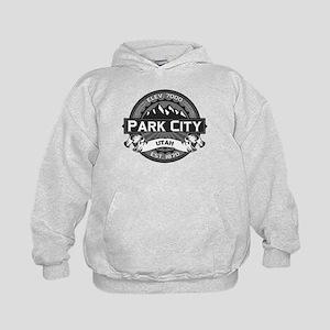 Park City Grey Kids Hoodie