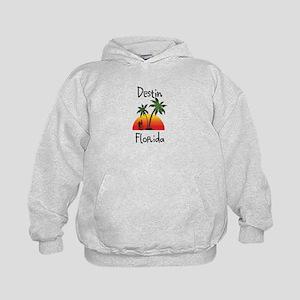 Destin Florida Kids Hoodie