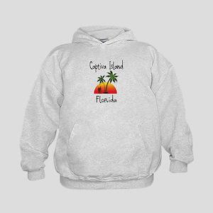 Captiva Florida Kids Hoodie