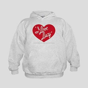 I Love Lucy: Logo Kids Hoodie