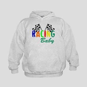 Racing Baby Kids Hoodie