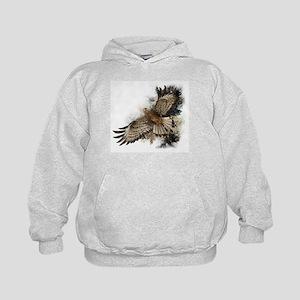 Falcon Flight Kids Hoodie