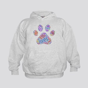 All Lives Matter Hoodie Sweatshirt