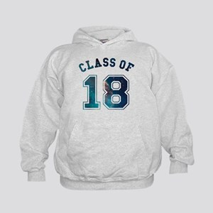 Class of 18 Space Hoodie