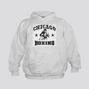 Chicago Boxing Kids Hoodie