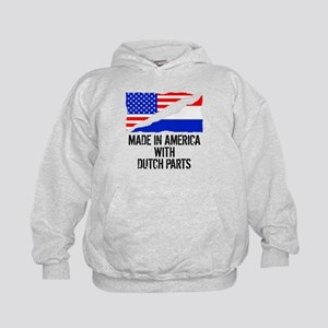 Made In America With Dutch Parts Hoodie