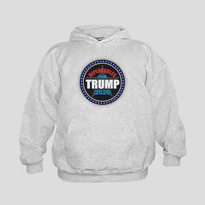 Deplorables for Trump 2020 Sweatshirt