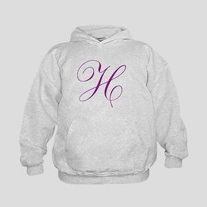 Personalized Monogram Initial Hoodie