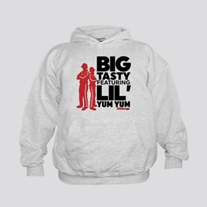Big Tasty Lil Yum Yum Goldbergs Hoodie Sweatshirt