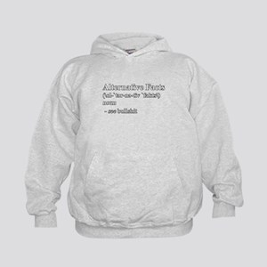 Alternative Facts Definition - White Sweatshirt