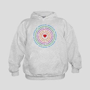 Worth Fighting For Kids Sweatshirt