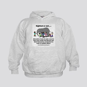 Alternative Facts do exist Kids Hoodie