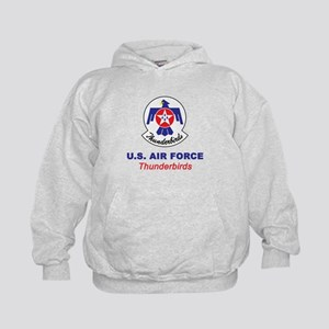 United States Air Force Thunderbirds Kids Hoodie