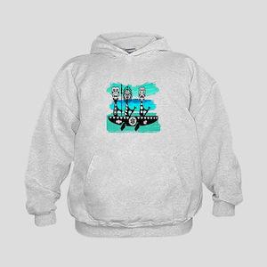 THE JOURNEYS ON Sweatshirt
